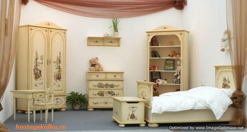 Мебель-в-стиле-Прованс-2
