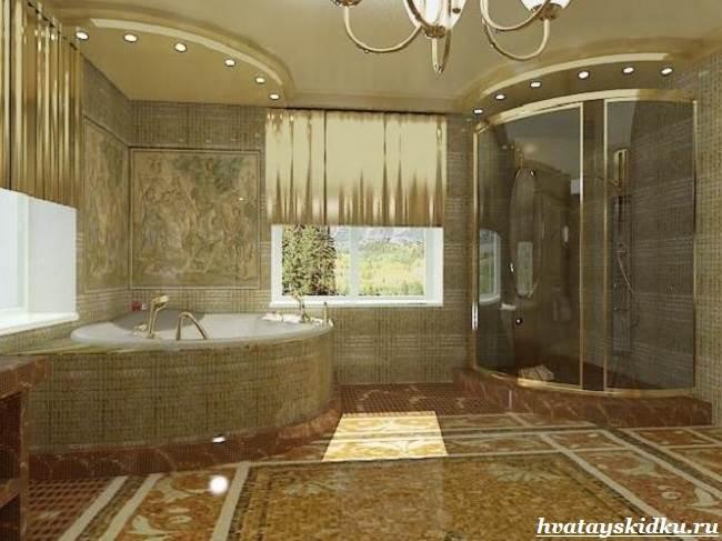 Интерьер-ванной-комнаты-4