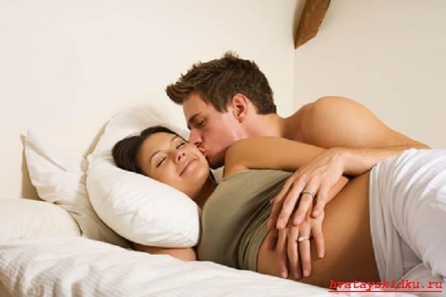 Секс-во-время-беременности-Стоит-ли-заниматься-сексом-беременным-2