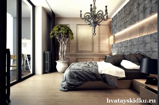 Дизайн-интерьера-в-стиле-лофт-3