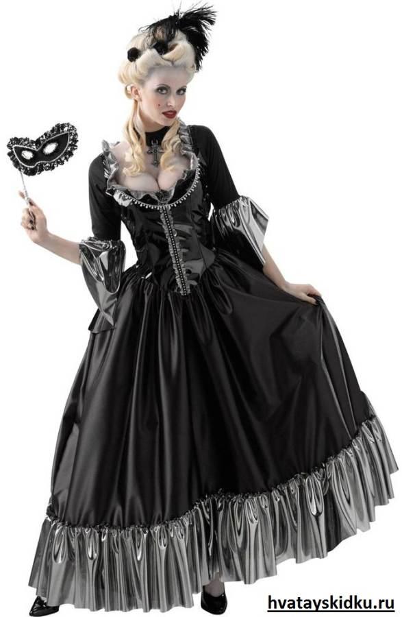 Костюм-принцессы-Виды-костюмов-принцессы-10
