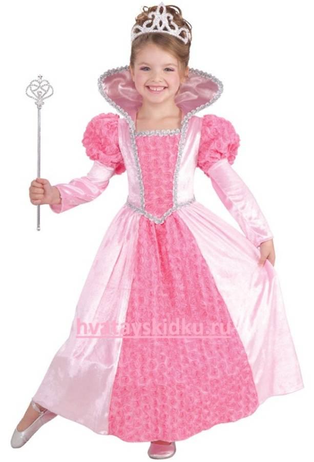 Костюм-принцессы-Виды-костюмов-принцессы-3