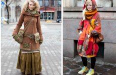 Финская одежда и её особенности