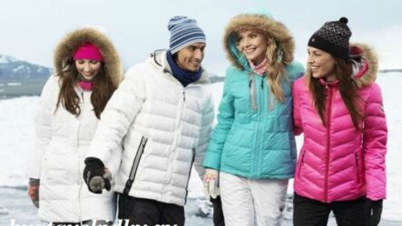 Финские куртки и их особенности